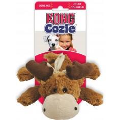 Kong Cozie Marvin the moose - Alce de peluche con Chirrido