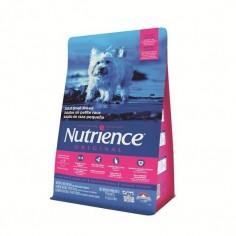Nutrience Original - Perro Adulto Raza Pequeña - 2,5kg.